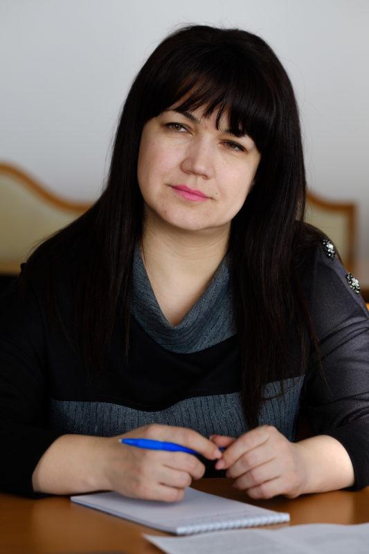 Ганна Суркова